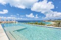 TERRASSE DE MER... Hillside villa, breathtaking view of Baie Rogue Beach. - Terrasse De Mer...4BR Vacation Villa, Terres Basses, French St. Martin