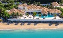 PETITE PLAGE IV...Beautiful 4+ 1 BR  Villa on private beach - PETITE PLAGE IV.. Luxury 5BR Vacation Villa, Grand Case, St Martin
