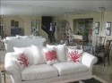 Gorgeous Sawgrass Beach Club Townhouse with Beach Access - Living/ Dining Area