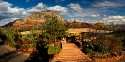 Live Laugh Love  Sedona .Simply Elegant  Home  The Best Red Rock Views  -  exterior of home  grand setting