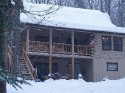 W4.  The Okemo Log Home - A Four-Bedroom Home with Hot tub.  Just 1 Mile to the Slopes! - The Okemo Log Home